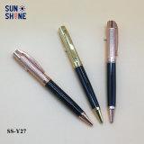 Prime de métal de fournitures de bureau stylo plume d'affaires d'écriture