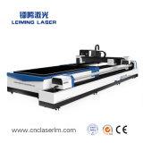 De cama plana CNC máquina cortadora láser para tubo/tubo LM3015AM3