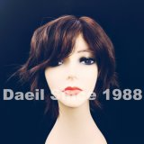 Parrucca vietnamita dei capelli delle brevi donne