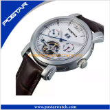 Vigilanza meccanica automatica dell'orologio di Fashional di alta qualità