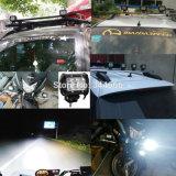 """Punto di Nilight 2PCS 18W 1260lm che determina l'indicatore luminoso di nebbia fuori dal montaggio della barra di indicatori luminosi della strada LED - parentesi per lampada della jeep della barca 4 di SUV """""""