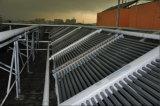 Presión calentador de agua solar de tubo de vacío