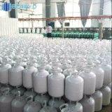 O gás hélio preenchido os cilindros descartáveis para balões EN12205