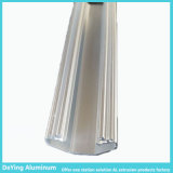 Конкурсный форменный Heatsink профиля СИД алюминиевый с анодировать