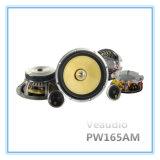En Kevlar Veaudio 6,5 pouces Composante 2 voies haut-parleur de voiture