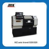 CNC Draaibank met de AutoVoeder van de Staaf (JD40A/CK6140)