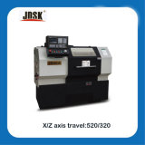 자동 바 지류 (JD40A/CK6140)를 가진 CNC 선반