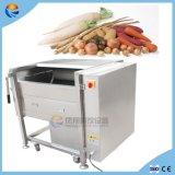 Arranque e descascador de legumes automáticos industriais de batata e batata automática