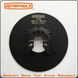 80mm HSS Outil oscillant de lames de scie circulaire