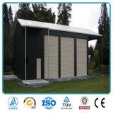 Almacén ligero de la casa prefabricada de la estructura de acero