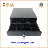 Caja registradora/cajón de gran tamaño/cajón resistente del efectivo del rectángulo y del rectángulo del efectivo para los periférico de la posición