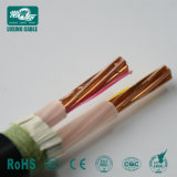 Haute qualité à faible tension blindé 2 câbles d'alimentation de base avec isolation XLPE