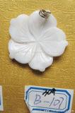Materiale del braccialetto dei monili dei pendenti delle coperture di figura della luna degli accessori di modo DIY