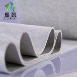 550g de Material do filtro de poliéster para o saco de filtro de pó de cimento
