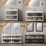 Fed-1993b meubles modernes chauds de salle de bains de conception d'échantillon de 36 ventes de pouce