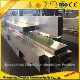 Aluminium Factory Supply 6061 6063 Tubo de alumínio de alumínio anodizado