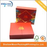 Crear el rectángulo de empaquetado del regalo para requisitos particulares brillante de lujo del bosque (AZ-121702)