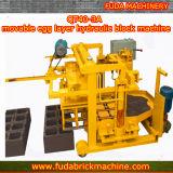 小さい卵置くブロック機械、移動式油圧具体的な煉瓦機械