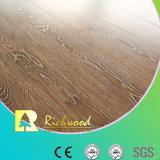 Geprägter beständiger lamellenförmig angeordneter Fußboden der Werbungs-12.3mm AC3 des Wasser-E0