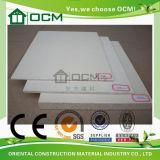 Placa Non-Combustible do MGO do óxido de magnésio da folha