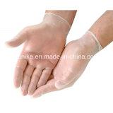 Одноразовые нитриловые резиновые перчатки медицинские белый Маслостойкий перчатки