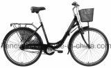 """2017の新しいデザイン28 """"関連の内側の7つの速度のレトロアルミニウムオランダのHoland Omaのバイク型都市バイク"""