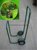440 Lb Capacity Strong Utility Madeira Madeira de lenha Hand Hand Hand Trolley Cart
