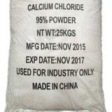 De Vlok/de Korrel/het Poeder van het Chloride van het calcium/Korrelig voor de Smelting van /Ice van de Olie