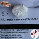 Competitive (T3) L-Triiodothyronine Pharmaceutical with Price (55-06-1)
