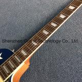 白い星(GLP-634)が付いている1PCS首LPのエレキギター