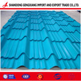 Lamiera galvanizzato preverniciato/strato del tetto per la lamiera di acciaio rivestita dell'elettrodomestico