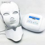 Nuova mascherina facciale di disegno LED con la mascherina del collo