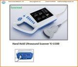 Людская миниого Hand-Hold Yj-U100 портативная & ветеринарная машина блока развертки ультразвука
