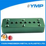 Alta precisión de piezas de aluminio mecanizado CNC