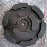 車の上昇のためのNr/EPDMの円形のゴムパッド