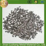 Il prodotto ha elasticità ad alta resistenza e buona, il formato uniforme, la durezza moderata, bene organizzata, colpi di usura/collegare d'acciaio Shot/1.5mm del colpo