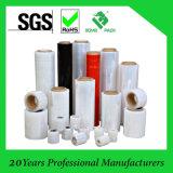 Пластиковой упаковки LLDPE пленки стретч устройство обвязки сеткой