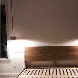Het industriële Zwart/Witte Metaal/nam het Hangen van de Tegenhanger van het Messing/van de Strook Lichte, Regelbare Hoogte toe, Opgezet Plafond, Perfect voor Restaurant van de Eetkamer van de Staaf van de Keuken het Tegen