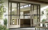Portello scorrevole del Guangdong Woodwin con i doppi vetri Tempered