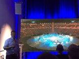 Indoor Poids léger P5 LED écran du panneau Vidéo