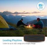 Altoparlante ad alta fedeltà di corsa portatile senza fili dell'altoparlante V4.0 di Bluetooth mini (grigio)