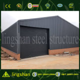 Nuevo tipo de estructura de acero en el nuevo diseño Godown Almacén