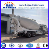 JAC/Foton 6*4 350HP 10-12m3のミキサーのトラック/具体的なミキサーのトラック