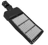 80W/100W/120W/150W/200W/250W/300W fotocélula LED do sensor de luz caixa de sapato UL 1598 DLC TUV listados