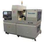 Torbellino de rosca automática de alta precisión Mini máquina CNC