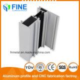 Diseño simple de perfiles estructurales de aluminio para ventana en Foshan