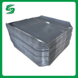Hoja de plástico de HDPE Shuangzhong con capacidad de carga pesada