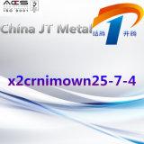 X2crnimown25-7-4 de Pijp van de Plaat van de Staaf van het roestvrij staal