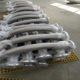 Trenzado de acero inoxidable flexible de PTFE
