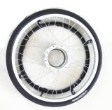 Jqの情報処理機能をもった車椅子の車輪モーターA1パワー系統キット